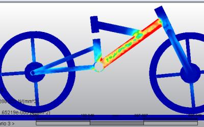 Análisis de impacto con Autodesk Simulation Mechanical